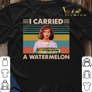 Vintage I Carried A Watermelon Dirty Dancing shirt sweater 2