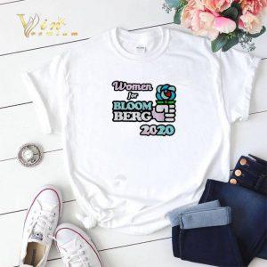Women for Bloomberg 2020 shirt sweater 1