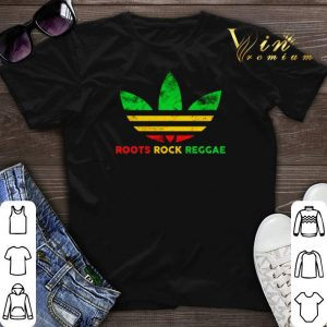 Adidas Logo Roots Rock Reggae shirt sweater