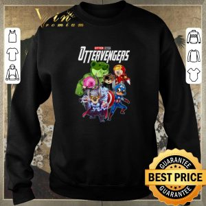 Awesome Marvel Otter Ottervengers Avengers Endgame shirt sweater 2