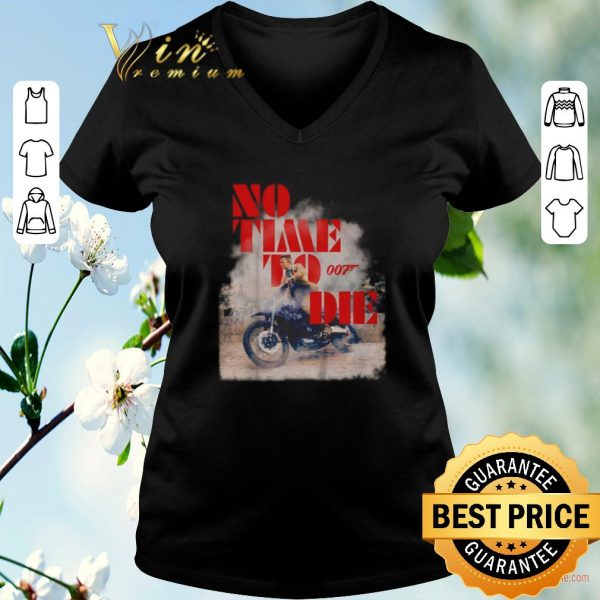 Awesome No time to die 007 poster shirt sweater