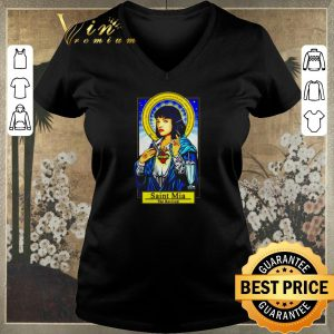 Awesome Saint Mia the revived Mia Wallace shirt sweater 1