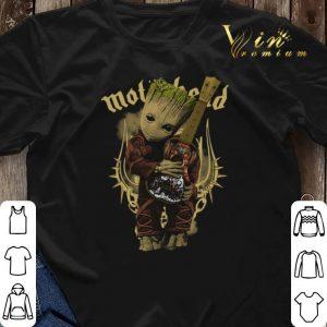 Baby Groot Hug Motorhead Guitar Marvel shirt sweater 2