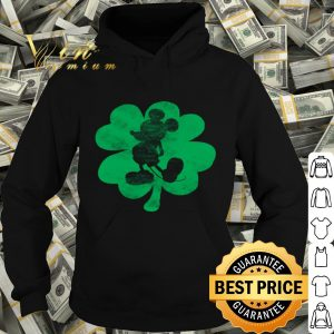 Disney Mickey Mouse Shamrock St. Patrick's Tshirt