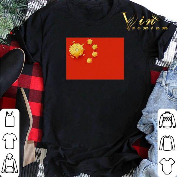 Flag of Coronavirus all of things made in China shirt sweater