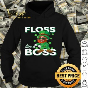 Flossing Leprechaun St Patrick's Day Floss Dance Tshirt