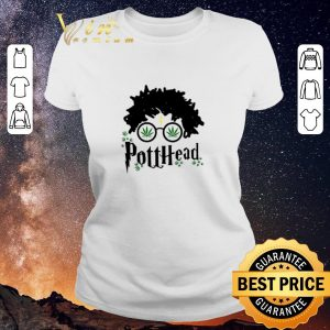 Funny Potthead Harry Potter Weed Cannabis shirt sweater
