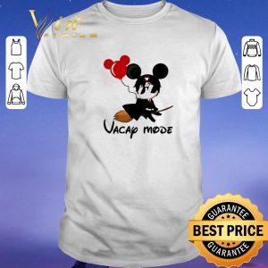 Harry Potter mashup Mickey vacay mode shirt sweater