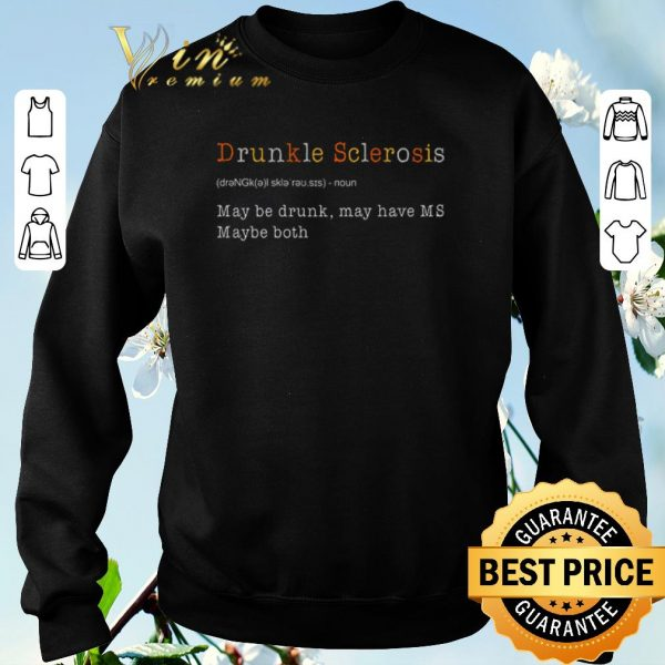 Hot Drunkle Multiple sclerosis may be drunk may have MS maybe both shirt sweater