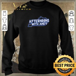 Hot Kentucky map afternoons with andy shirt sweater 2