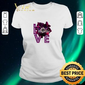Hot Love Momlife Anemone purple shirt sweater 1