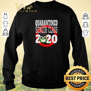 Hot Quarantine Senior Class 2020 Coronavirus Covid-19 shirt sweater 2