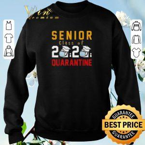 Hot Senior Class of 2020 Quarantine Graduation Toilet Paper Coronavirus shirt sweater 2