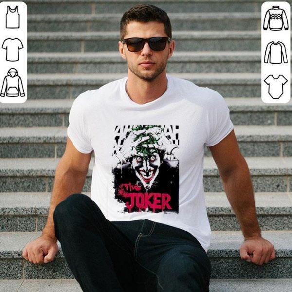 Hot The Joker hahaha shirt