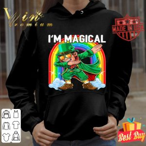 I'm Magical Dabbing Leprechaun St. Patrick's Day Gift Kids T-shirt