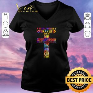 Nice A social worker's prayer give to my heart lord compassion and understanding shirt sweater 1