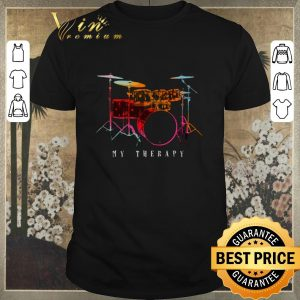 Nice Drummer my therapy colors shirt sweater