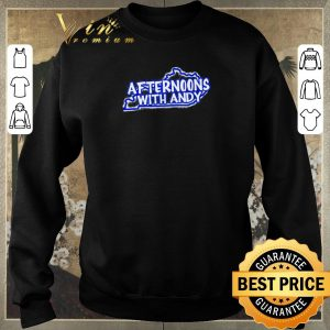 Nice Kentucky Afternoons with Andy shirt sweater 2