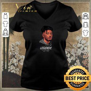 Nice Legends R.I.P Pop Smoke 1999 2020 shirt sweater 1
