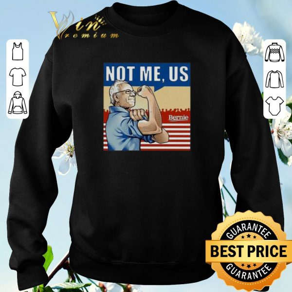 Nice Thank You Bernie Sanders not me US shirt sweater