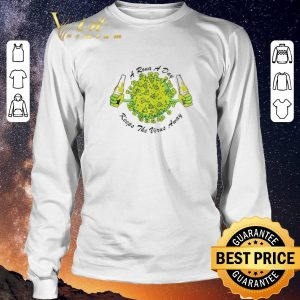 Official A rona a day keeps the virus away Corona Extra beer shirt sweater 2