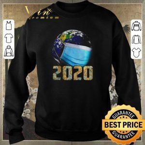 Official Coronavirus The Earth mask 2020 shirt sweater 2