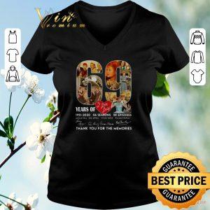 Original 69 years of i love lucy 1951-2020 06 seasons 181 ep signatures shirt sweater 1