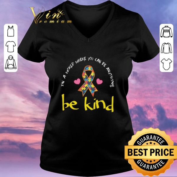 Original Puzzle Autism Awareness Kindness Ribbon Breast Cancer shirt sweater