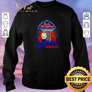 Original Rick's Cafe Americain Casablanca Morocco shirt sweater 2