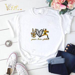 Peace love pitcher shirt sweater 1