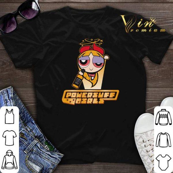 Powerpuff girls blossom drinking Jack Daniel's shirt sweater