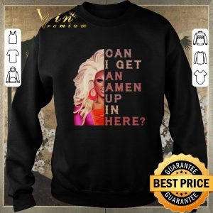 Premium RuPaul Can I get an Amen up in here shirt sweater 2