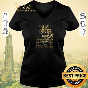 Premium Rush 50th anniversary 1968 2018 signatures shirt sweater 1