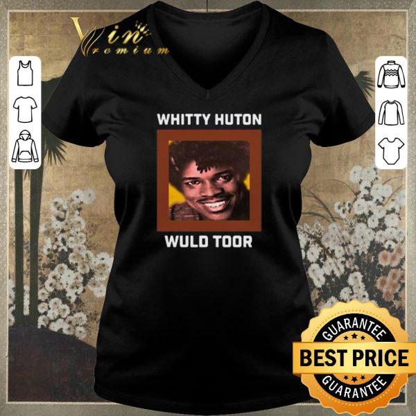 Premium Whitty Hunton Wuld Toor shirt sweater