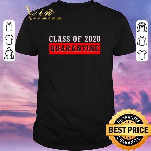 Pretty Class of 2020 Quarantine Covid-19 shirt sweater