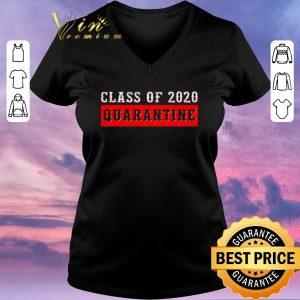 Pretty Class of 2020 Quarantine Covid-19 shirt sweater 1