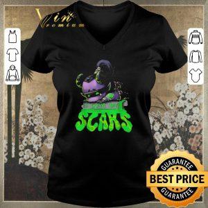 Pretty Illidan Stormrage chibi I love my scars shirt sweater 1