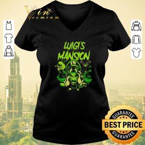 Pretty Luigi's Mansion Super Mario shirt sweater 1