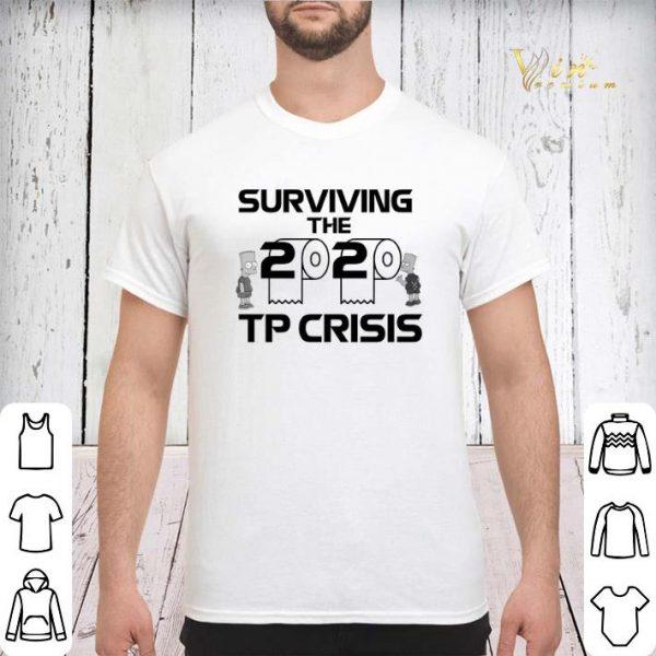 Simpson surviving the 2020 Tp Crisis Toilet Paper shirt sweater
