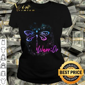 Suicide Prevention Awareness Dragonfly Semicolon shirt