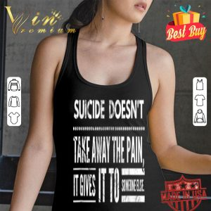 Suicide Prevention Depression Awareness t Gift shirt