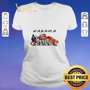 Top Anime Manga heroes Nakama Friends shirt sweater 1