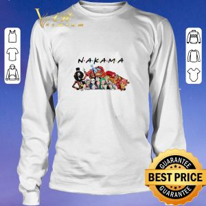 Top Anime Manga heroes Nakama Friends shirt sweater 2