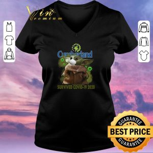 Top Baby Yoda Cumberland Farms Survived Covid-19 2020 shirt sweater 1