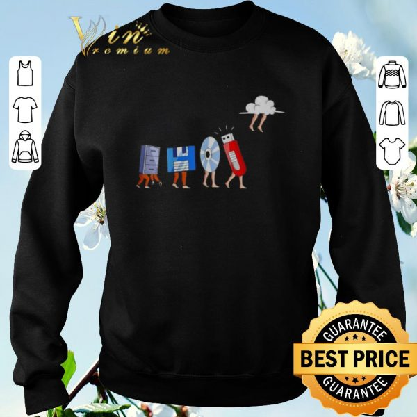 Top Computer science evolution shirt sweater