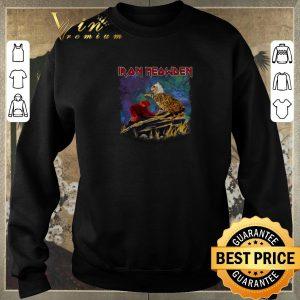 Top Iron Meowden cats mashup Iron Maiden shirt sweater 2