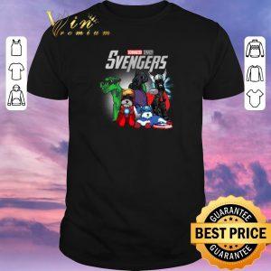 Top Marvel Standard Schnauzer Svengers Avengers Endgame shirt sweater