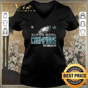 Top NFL Super Bowl LIII Champions Fly Eagles Fly Philadelphia Eagles shirt sweater 1