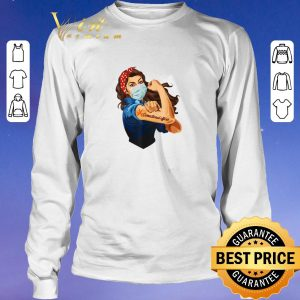 Top Strong Girl Correctional Officer Coronavirus shirt sweater 2