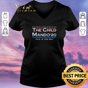 Top The Child Mando 2020 This Is The Way Star Wars shirt sweater 1